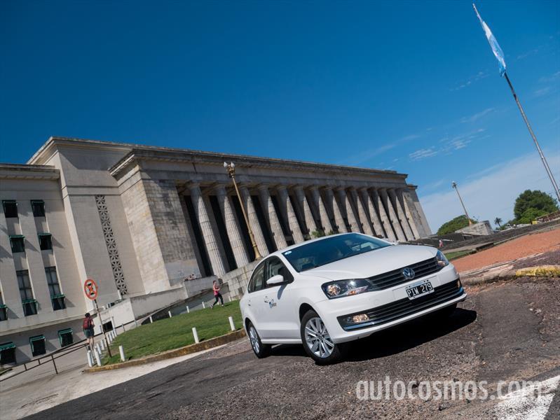Volkswagen Polo Sedán a prueba