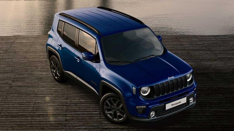 Jeep Renegade Impulse Edition