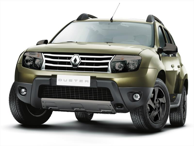 Renault Duster Outdoor 2015