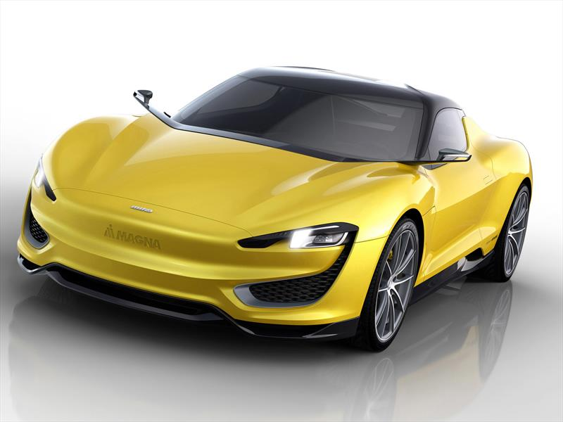 Magna Steyr MILA Plus Concept