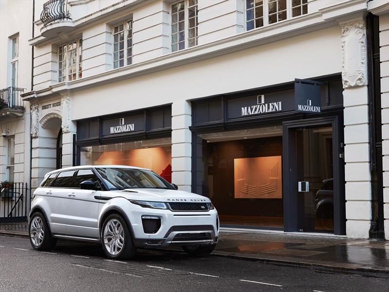 Nueva Range Rover Evoque