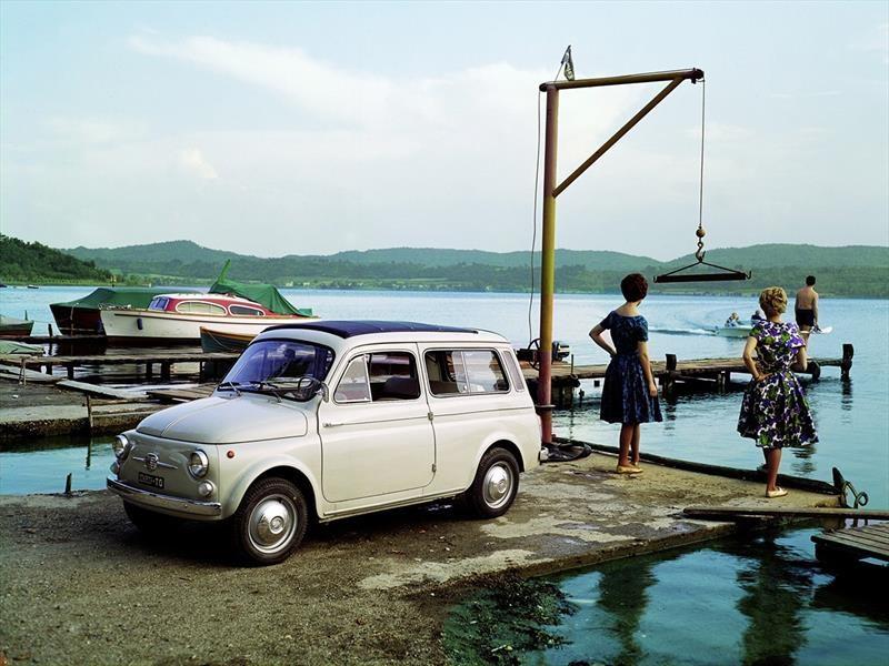 """Fiat 500 K """"Giardiniera"""" 1960-1975"""