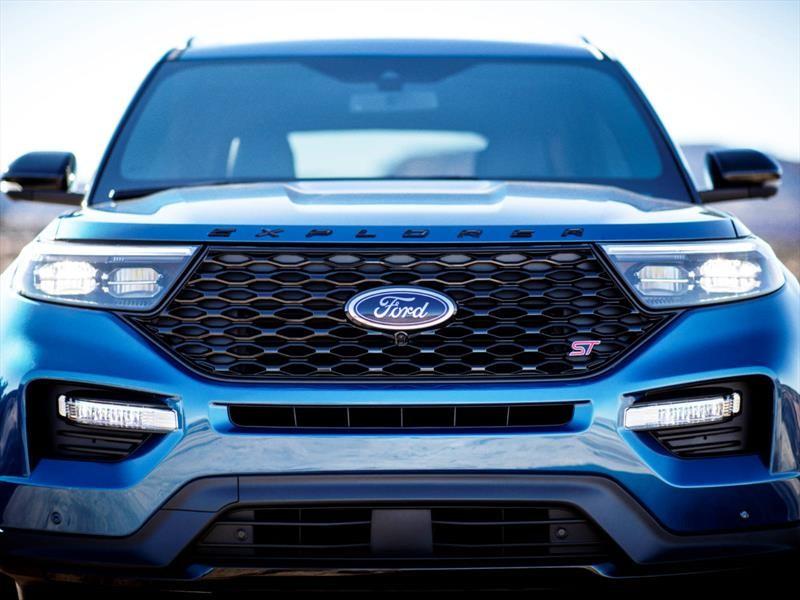 Ford Explorer ST 2019