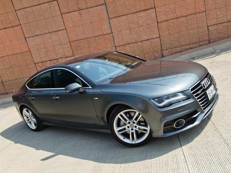 Audi A7 Sportback a prueba