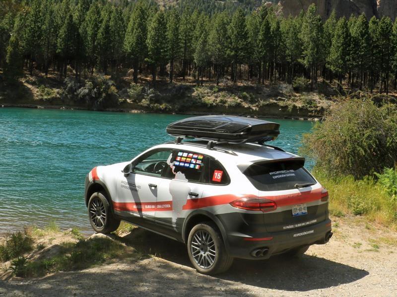 Expedición Porsche Cayenne: Chile