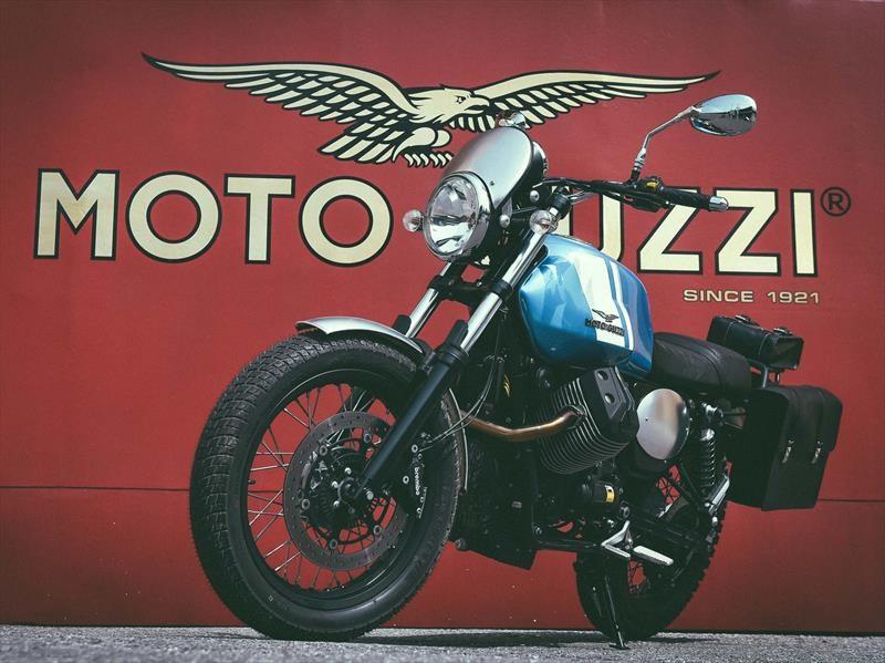 Moto Guzzi en Argentina