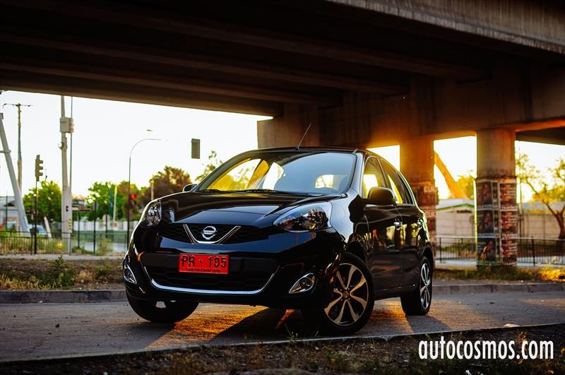 Test Drive: Nissan March 2017