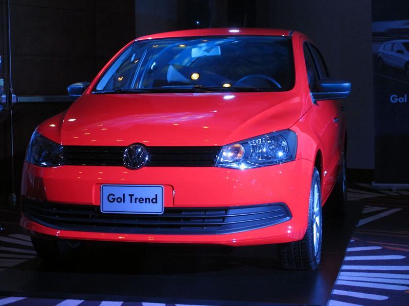Nuevos VW Gol y Voyage desde Brasil