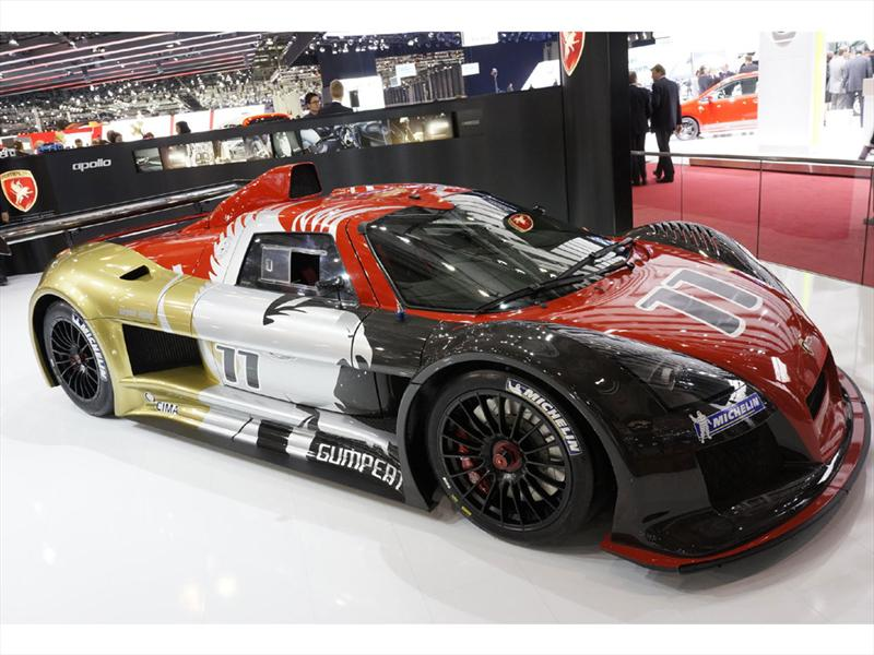 Gumpert Apollo R y EnRaged en Ginebra 2012