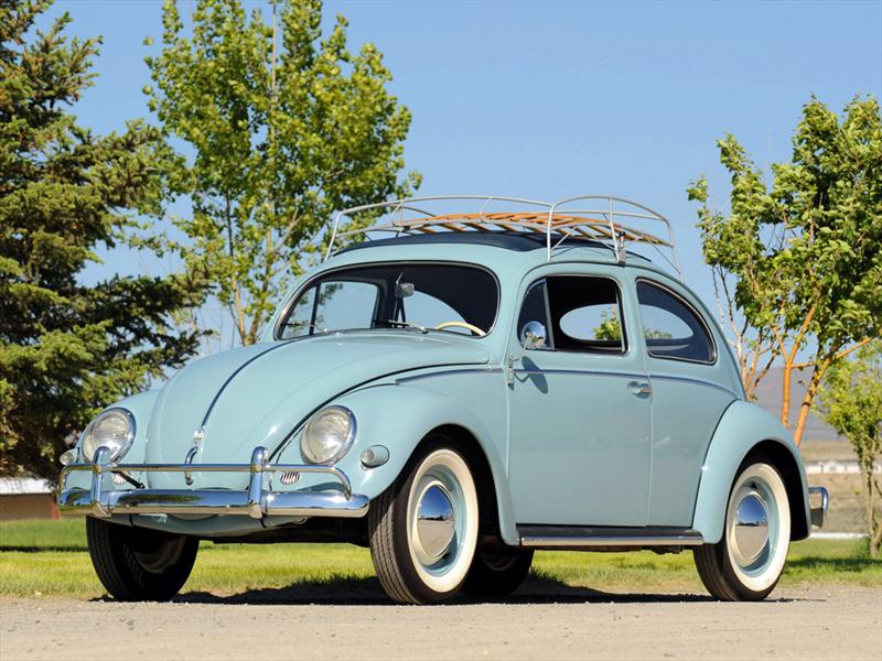 Top 10: Volkswagen Beetle Original