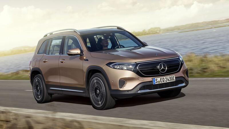 Mercedes-Benz EQB 2022