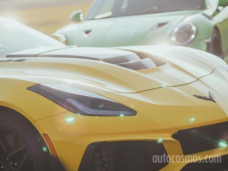 Porsche 911 GT3 RS vs Chevrolet Corvette ZR1