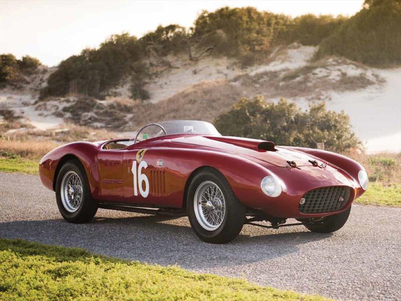 Ferrari 275S/340 America Barchetta 1950