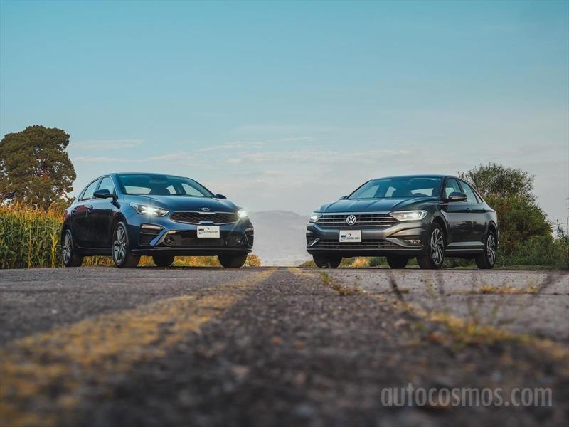 Volkswagen Jetta 2019 vs KIA Forte 2019