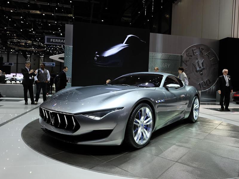 Maserati Alfieri Concept Mejor Concept
