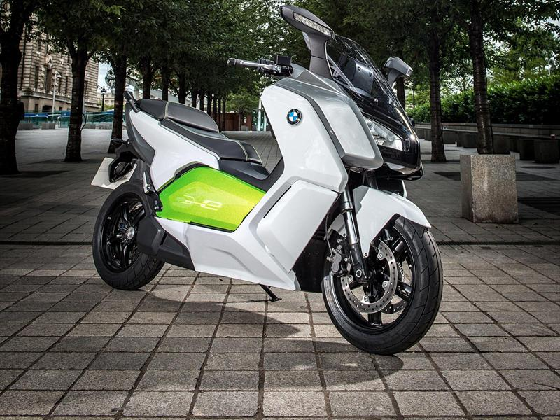 BMW Electric C Evolution Scooter