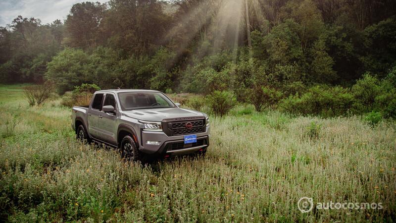 Nissan Frontier V6 PRO-4X 2022