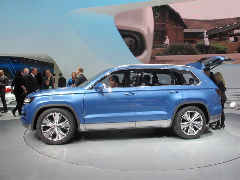 Top 10: Volkswagen CrossBlue Concept