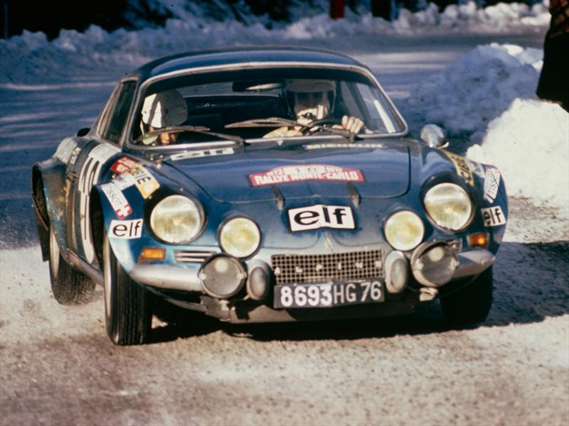 Top Ten: Alpine Renault A110 Berlinette