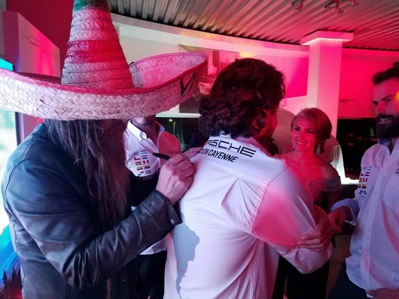 Expedición Porsche Cayenne: México