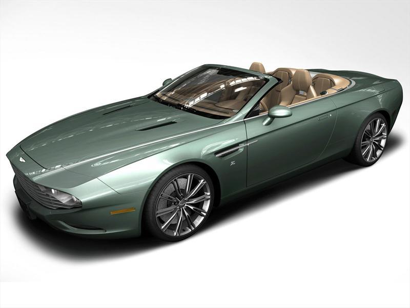 Zagato crea dos nuevos Aston Martin