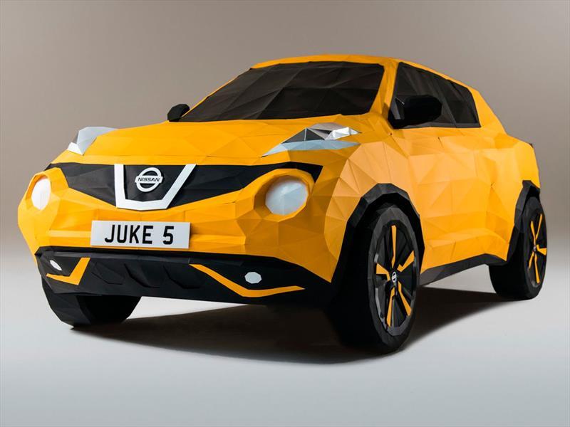 Nissan Juke de origami