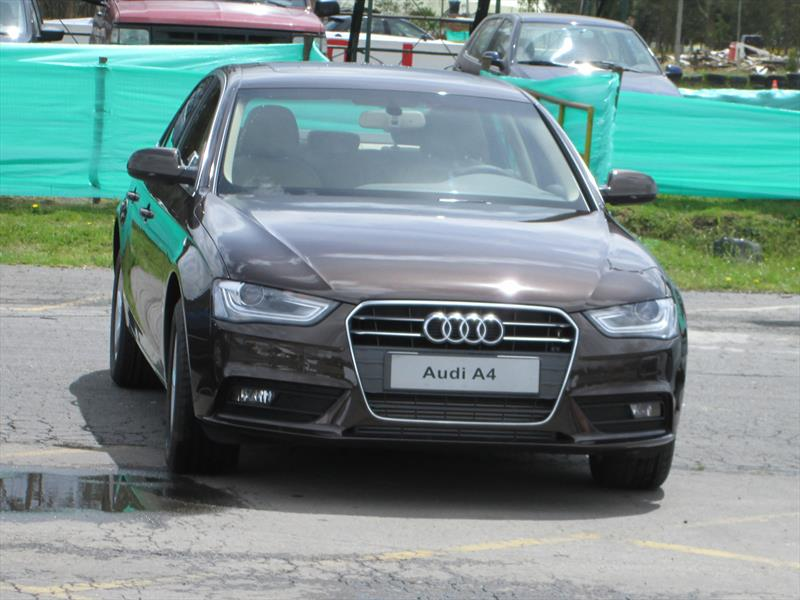 Audi Driving Experience 2014