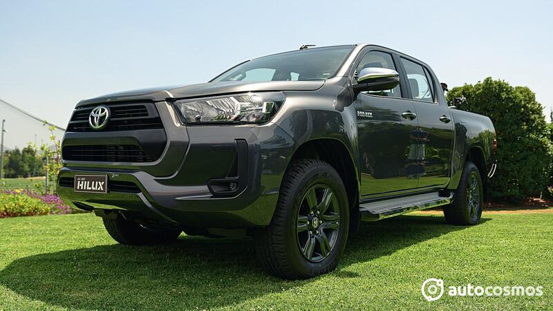 Toyota Hilux 2021 - Lanzamiento en Chile