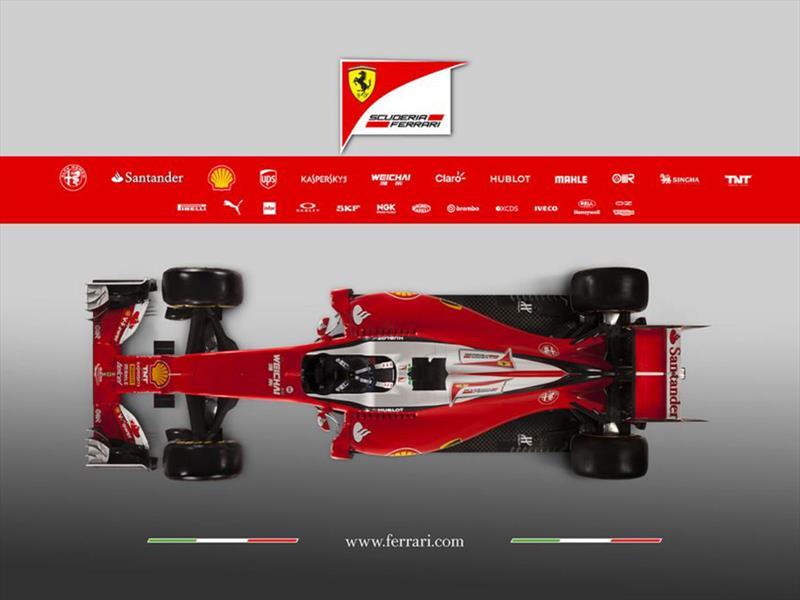 F1: Ferrari SF16-H 2016