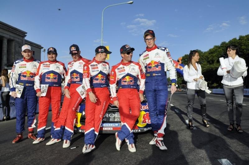 WRC: Rally Argentina 2012