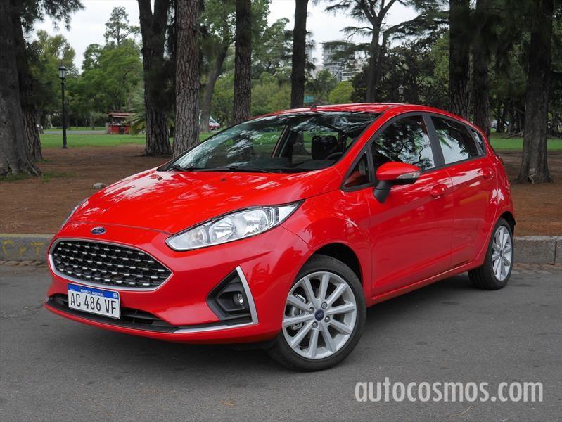 Ford Fiesta MY2018 a prueba