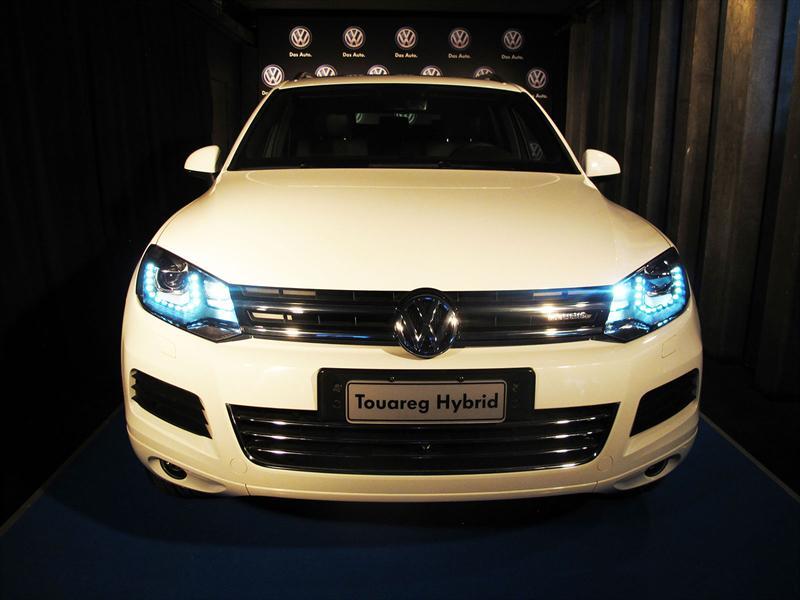 VW Touareg Híbrida en Argentina