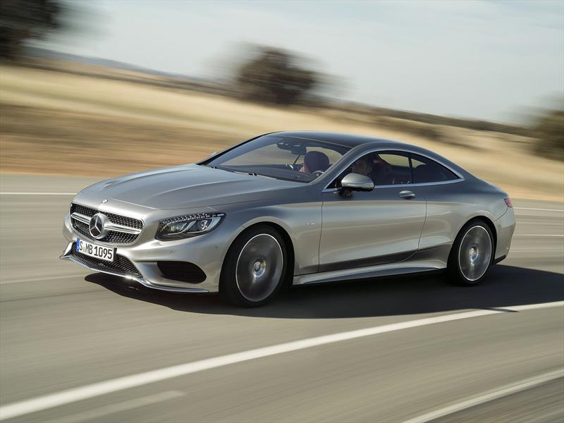 Mercedes Benz Clase S Coupé