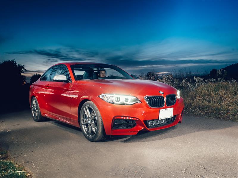 BMW M235iA 2014