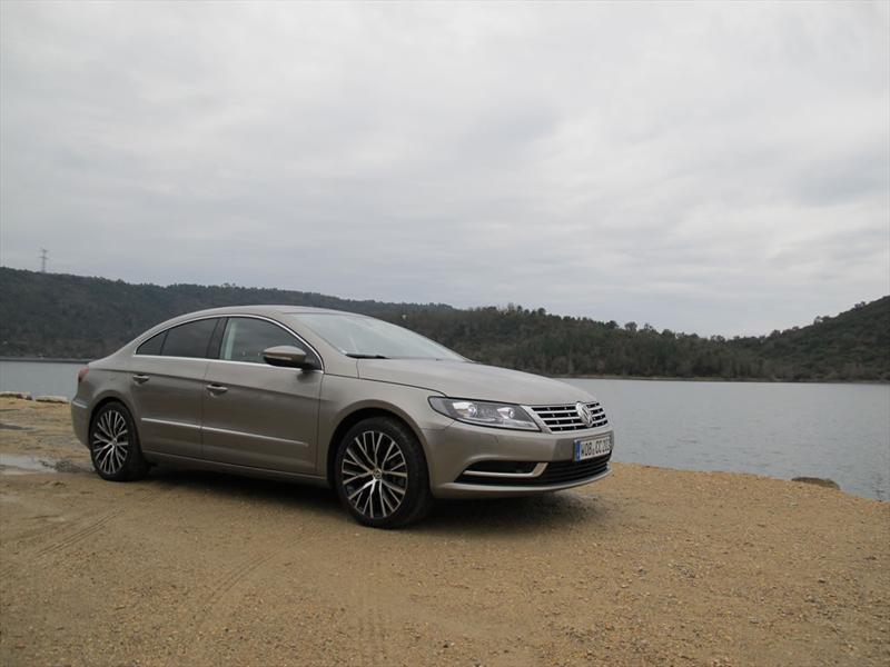 Volkswagen CC 2012, primer contacto