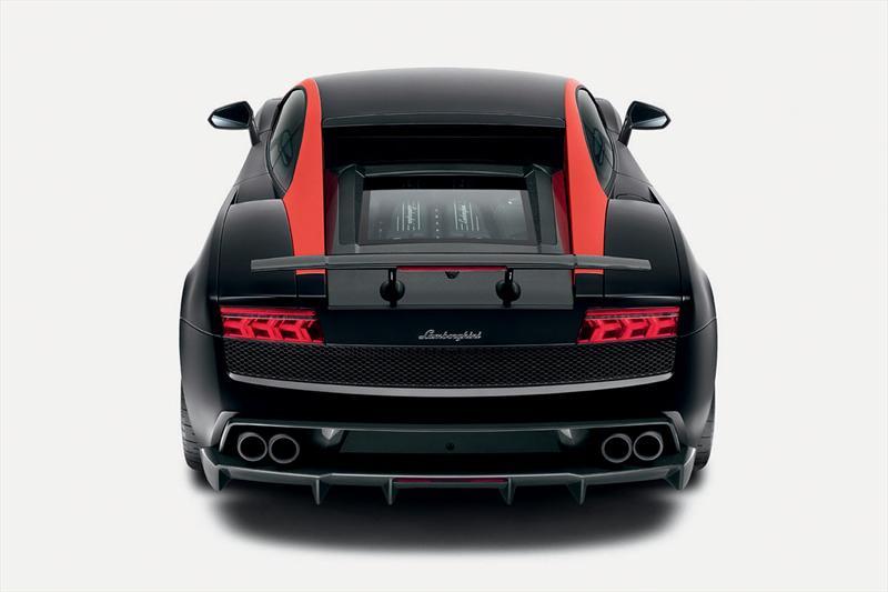 Lamborghini Gallardo LP 570-4 Edizione Tecnica