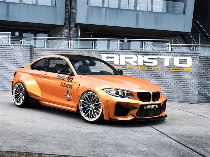 BMW M2 by Aristo Dynamics, con mucho potencial