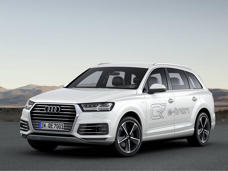 Audi Q7 e-tron quattro