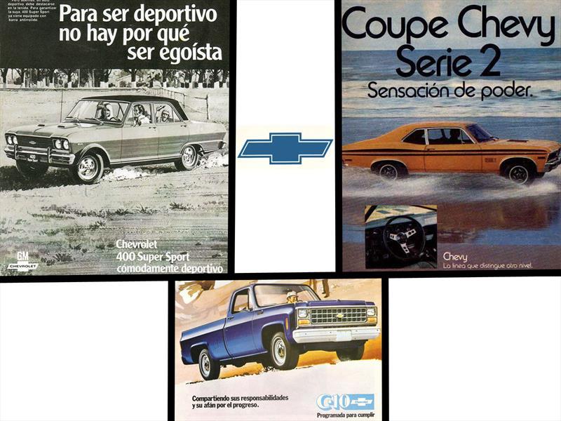 Bonus: Chevrolet 400 / Chevy / C-10