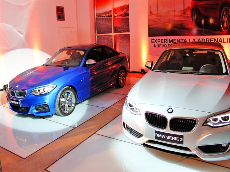 Nuevo BMW Serie 2 Lanzamiento en Chile