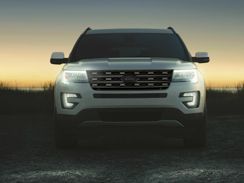 Ford Explorer llega a Colombia