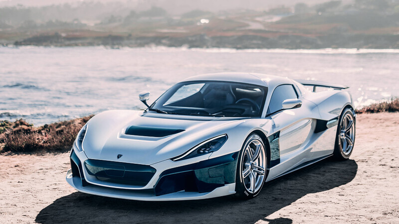 Rimac C_Two 2021