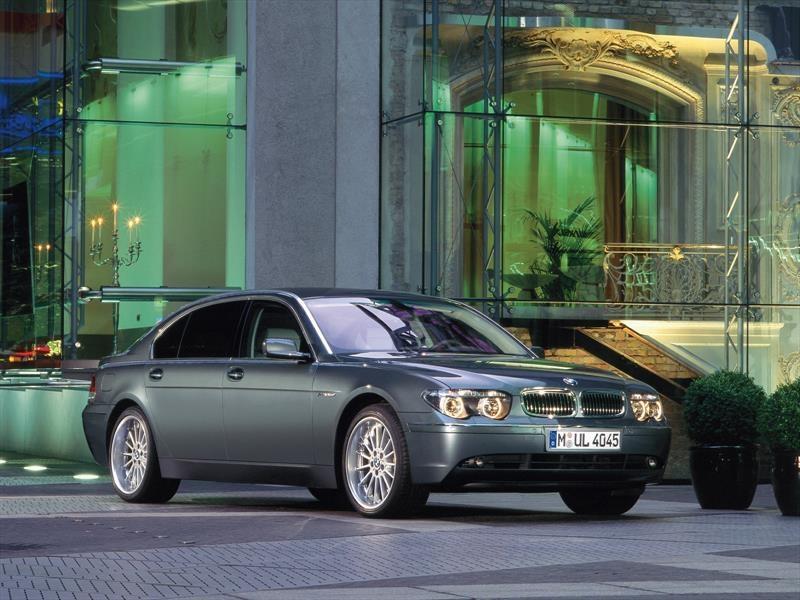 BMW Serie 7 E65 - Cuarta generación (2001-2008)
