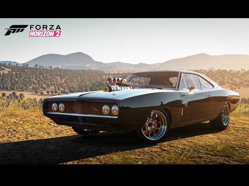 Rápidos y Furiosos 7 en Forza Horizon 2
