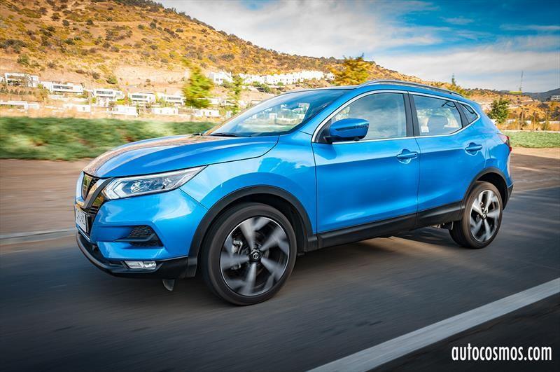 Test Drive: Nissan Qashqai 2018