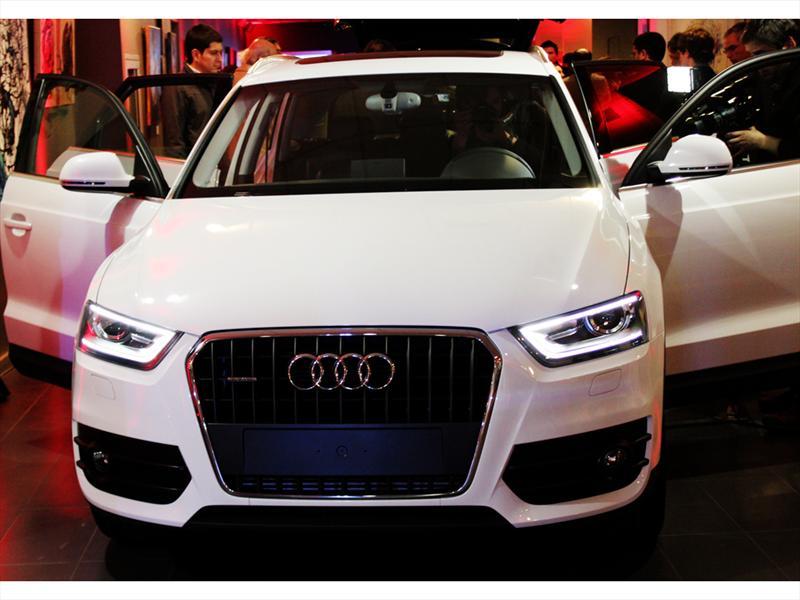 Audi Q3 Lanzamiento en Chile