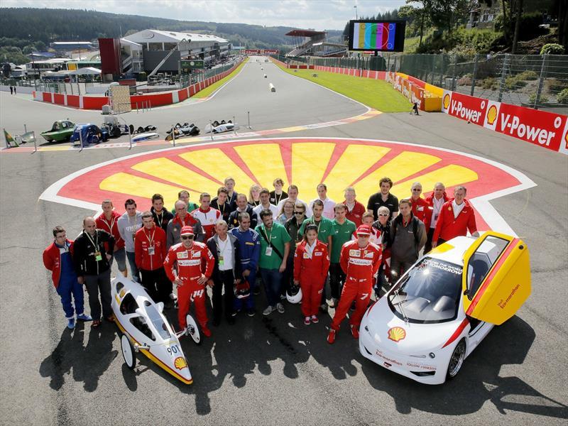 Prototipos Shell Eco-marathon