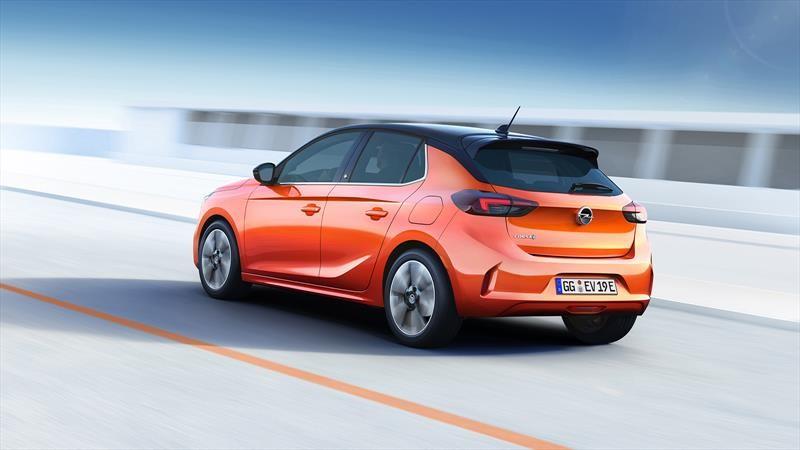 Opel Corsa-e 2020 en Frankfurt