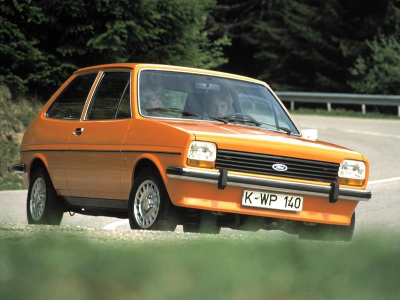 Ford Fiesta 1ª generación (1976-1983)