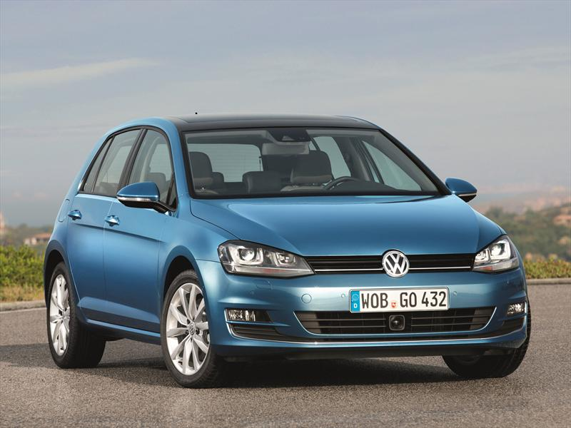 Top 10: Volkswagen Golf VII 2013